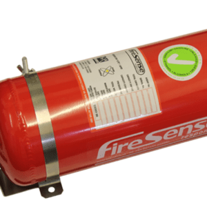 FIA Approved Fire suppression